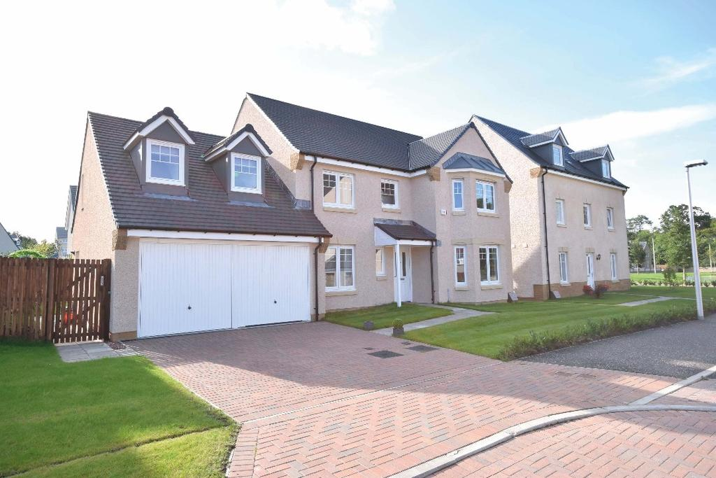 5 Bedrooms Detached House for sale in Wester Kippielaw Park, Dalkeith, Midlothian, EH22 2GE