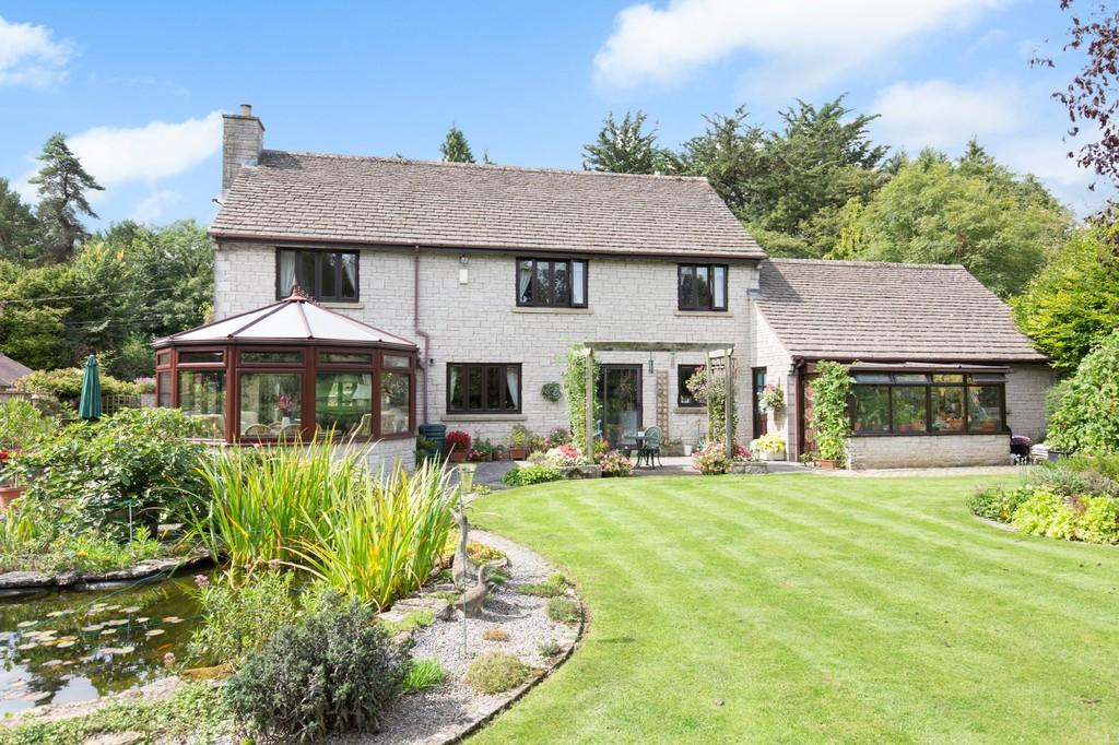 4 Bedrooms Detached House for sale in Nunney, Somerset