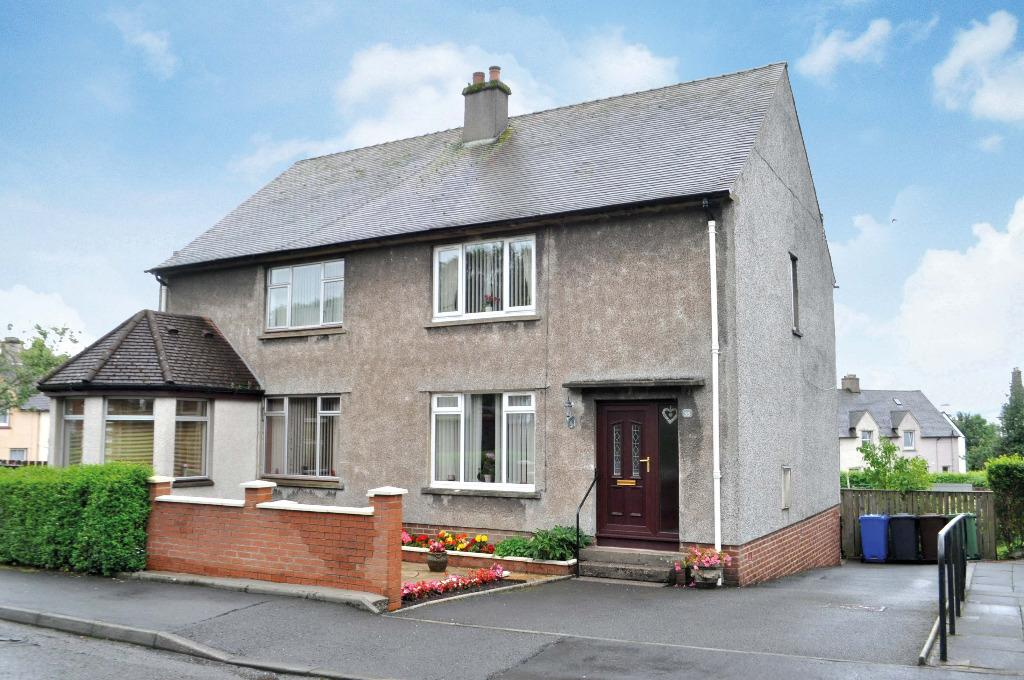3 Bedrooms Semi Detached House for sale in Charles Crescent, Drymen, Glasgow, G63 0BU