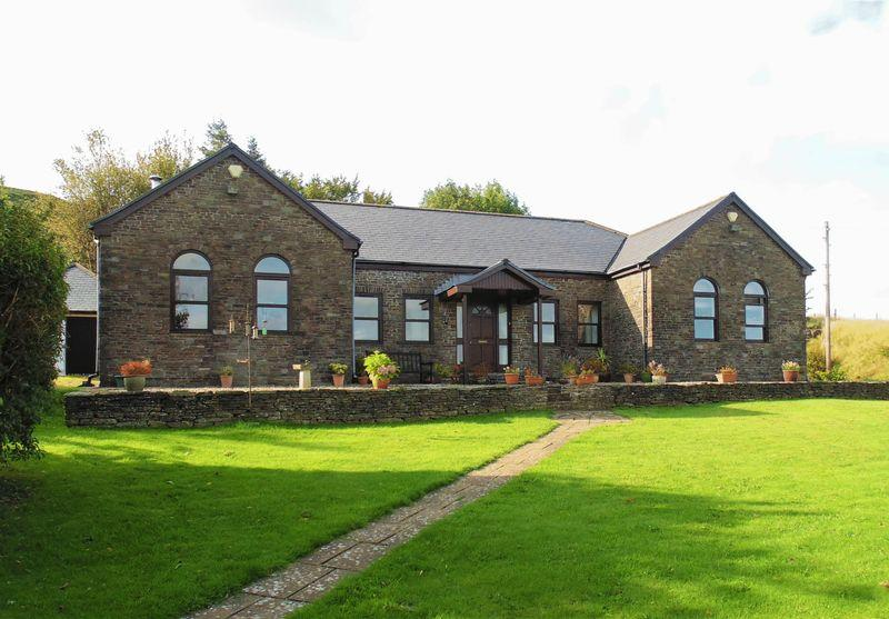 4 Bedrooms Detached Bungalow for sale in Blackrock, Abergavenny