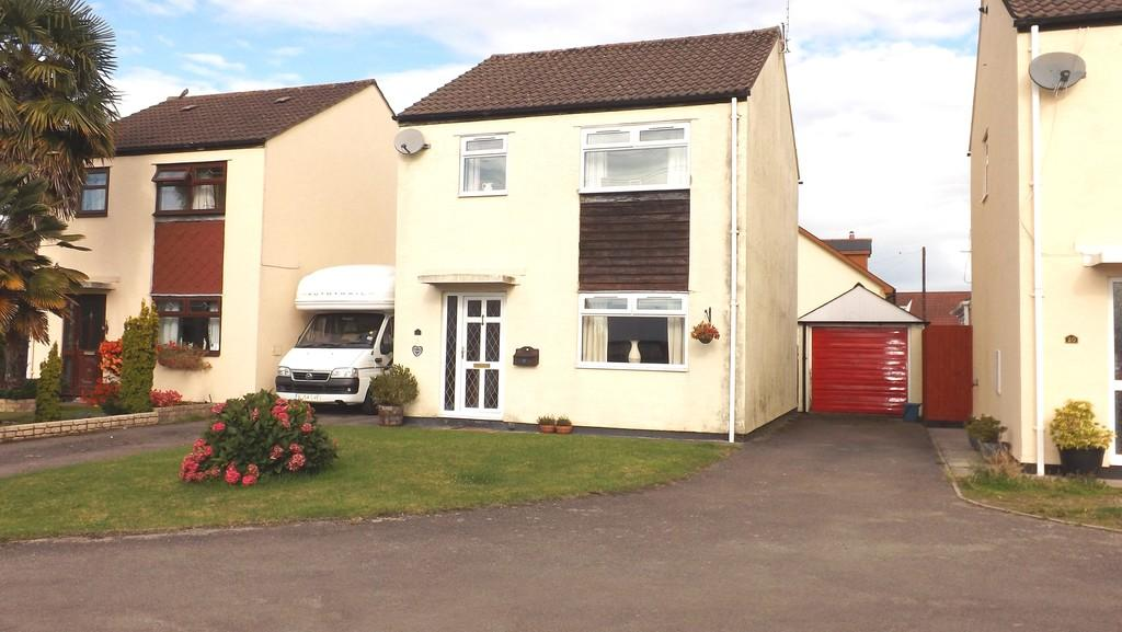 3 Bedrooms Detached House for sale in Hill Barn View, Portskewett, Caldicot
