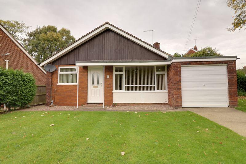 3 Bedrooms Detached Bungalow for sale in Darby Road, Burton upon Stather