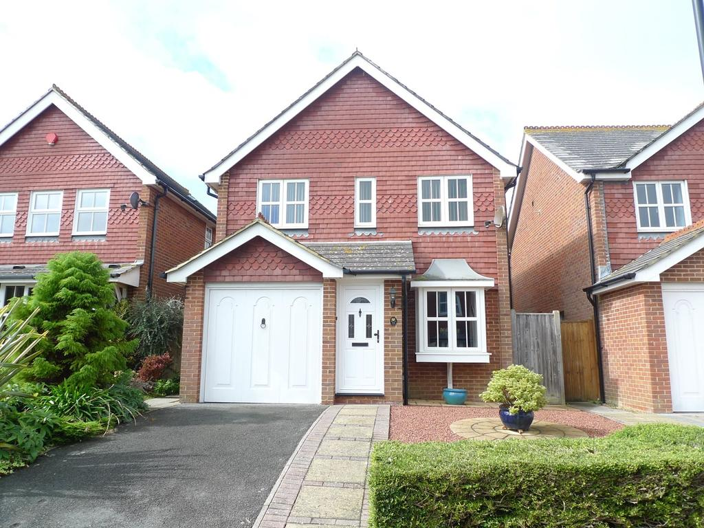 3 Bedrooms Detached House for sale in Letheren Place, Old Town, Eastbourne, BN21