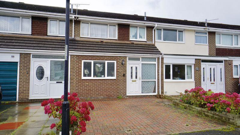 3 Bedrooms Terraced House for sale in SILVERSTONE, Killingworth