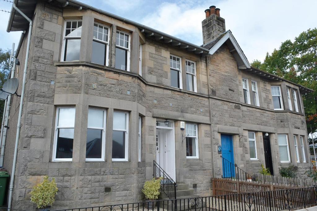2 Bedrooms Ground Flat for sale in Forrest Road, Riverside, Stirling, FK8 1UH