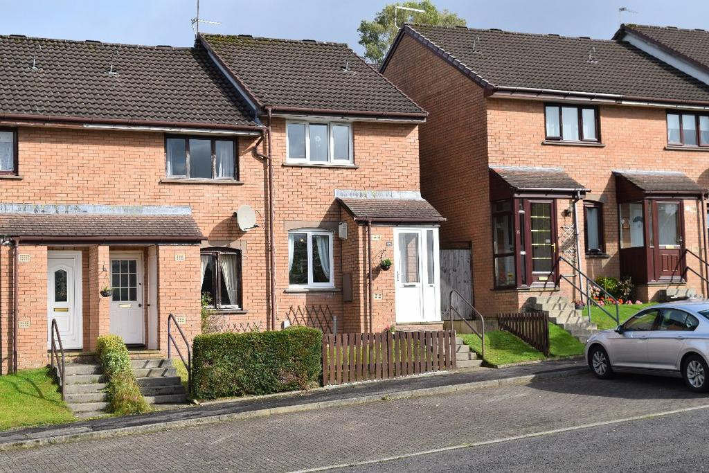 2 Bedrooms End Of Terrace House for sale in Burnfield Drive, Mansewood, Glasgow, Glasgow, G43 1BW