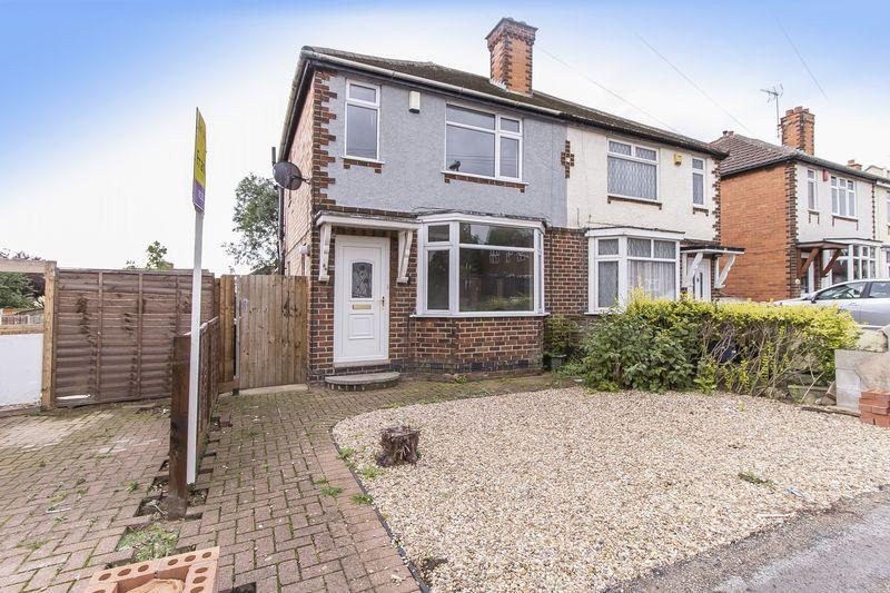 3 Bedrooms Semi Detached House for sale in FIELD LANE, CHADDESDEN