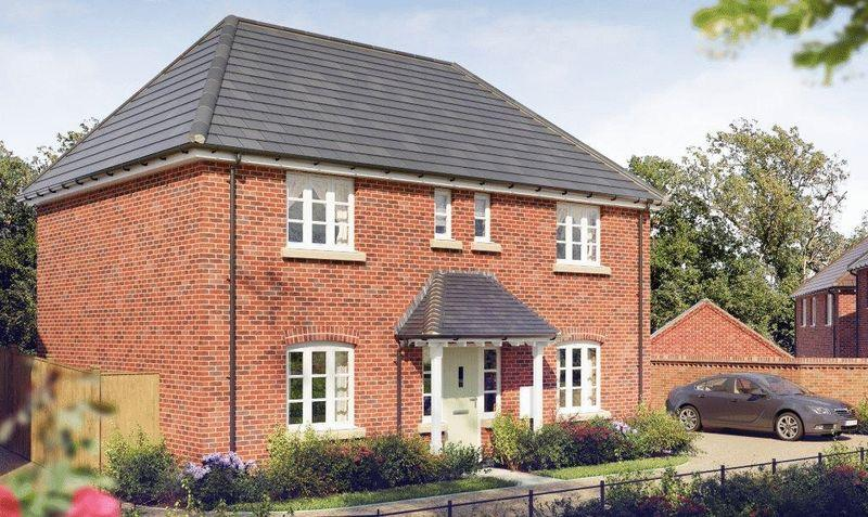 4 Bedrooms Detached House for sale in THE REPTON, OAKLANDS PARK, ASHBOURNE