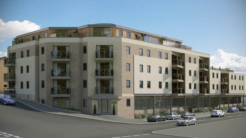 2 Bedrooms Apartment Flat for sale in Princess Court, Castle Street, East Cowes