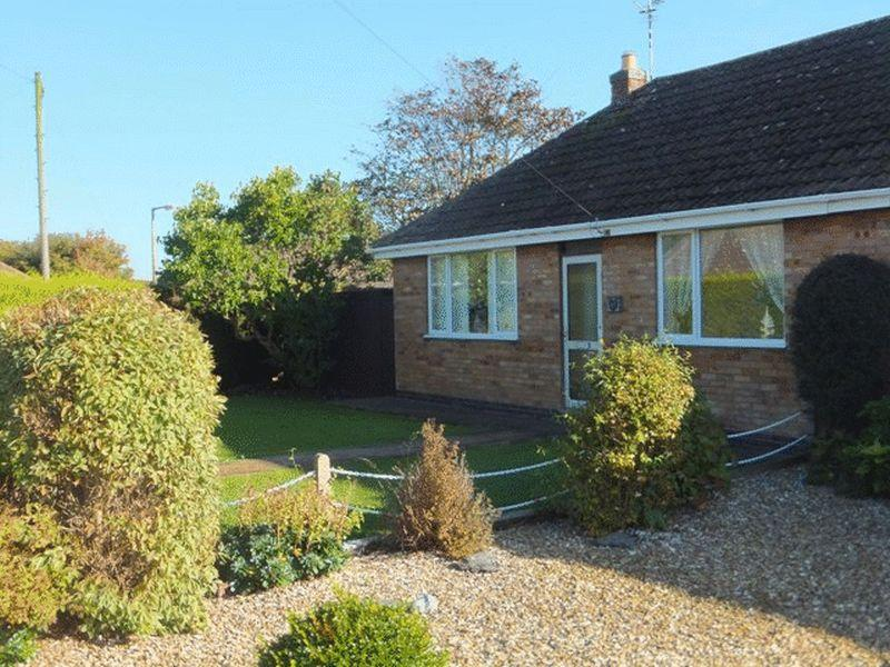 2 Bedrooms Semi Detached Bungalow for rent in Forsyth Crescent, Skegness