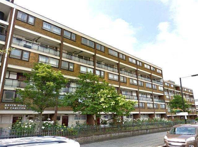 3 Bedrooms Flat for sale in Carlton Vale