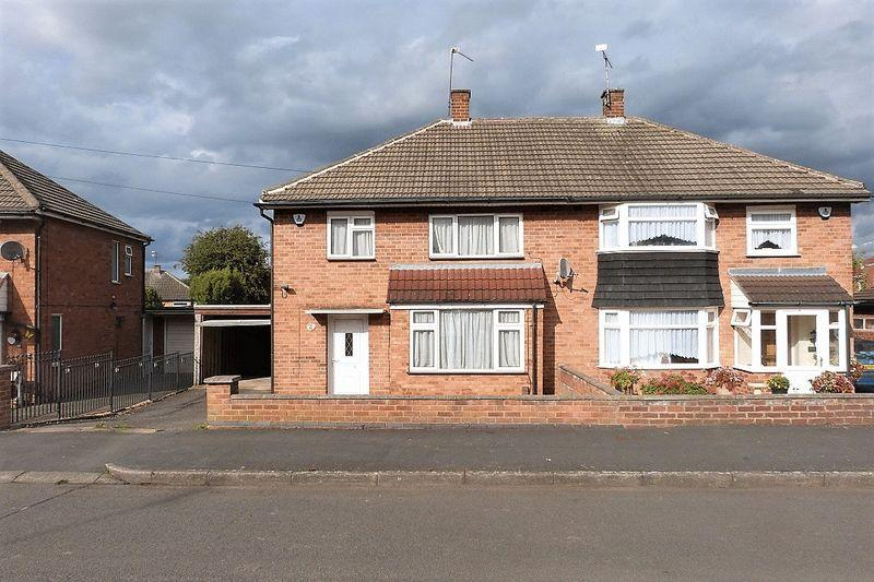 3 Bedrooms Semi Detached House for sale in Springdale Road, Thurmaston