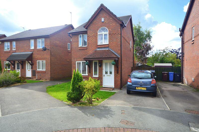 3 Bedrooms Detached House for sale in Henrietta Grove, Prescot