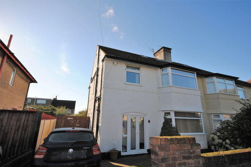 4 Bedrooms Semi Detached House for sale in Meadowside, Leasowe