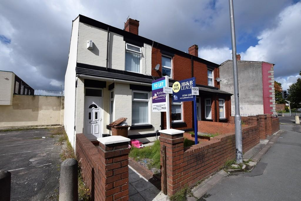 4 Bedrooms End Of Terrace House for sale in Chancery Lane, St. Helens