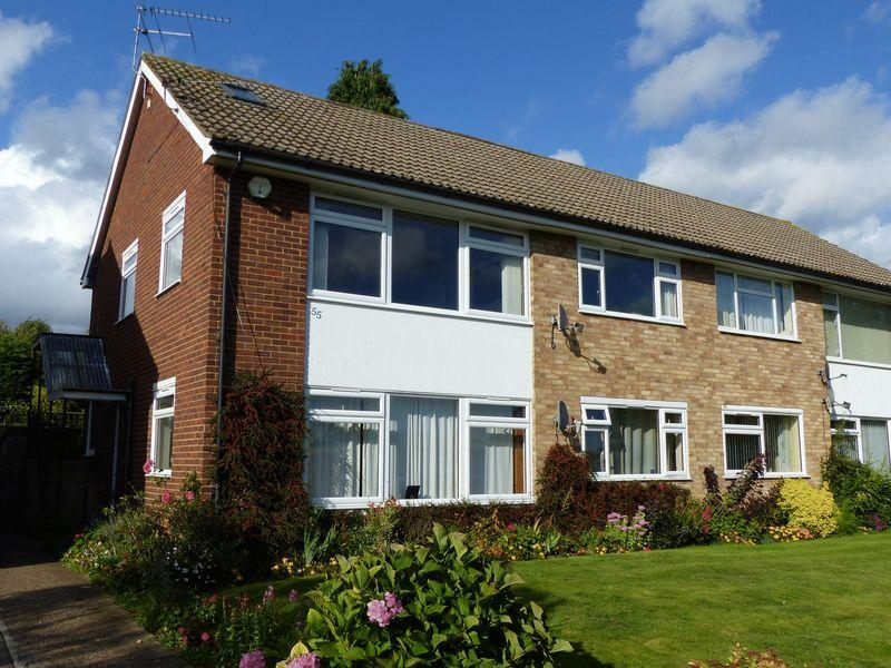 3 Bedrooms Apartment Flat for sale in Cookham - Broomhill