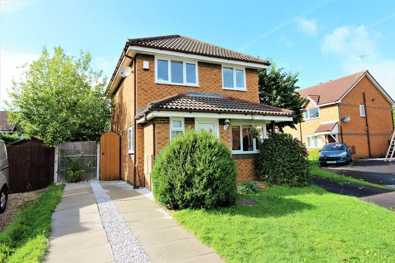 3 Bedrooms Detached House for sale in Melkridge Close, Chester