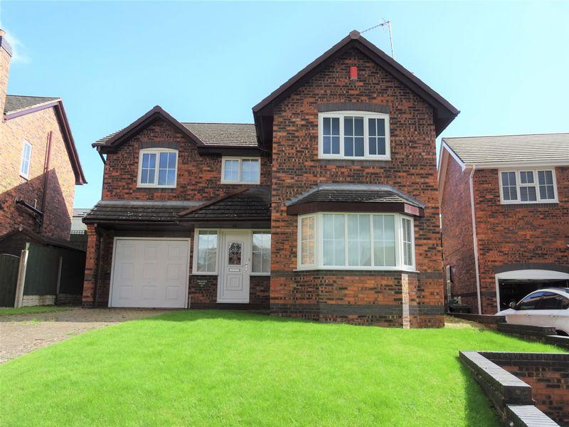 4 Bedrooms Detached House for sale in Orchard Gardens, Garden Village