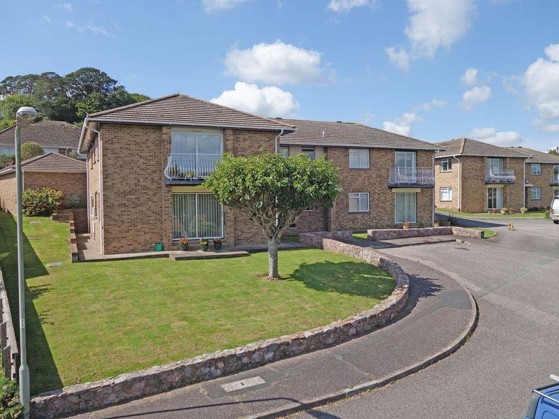 2 Bedrooms Apartment Flat for sale in Farrant Court, Balfours