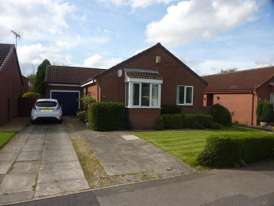 3 Bedrooms Detached Bungalow for sale in Turker Lane, Northallerton
