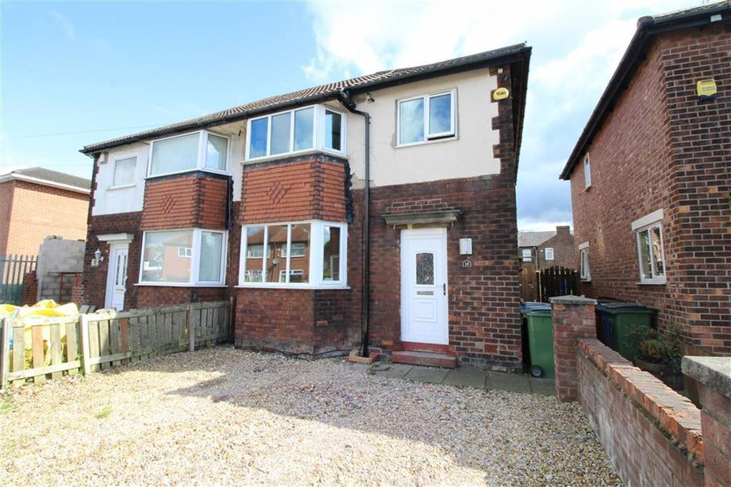 3 Bedrooms Semi Detached House for sale in Naseby Road, Reddish, Stockport