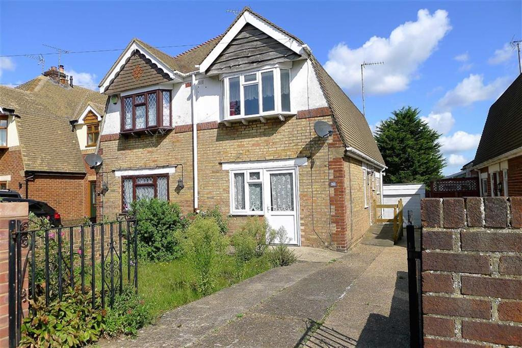 2 Bedrooms Semi Detached House for sale in Arthur Road, Rainham, Kent, ME8