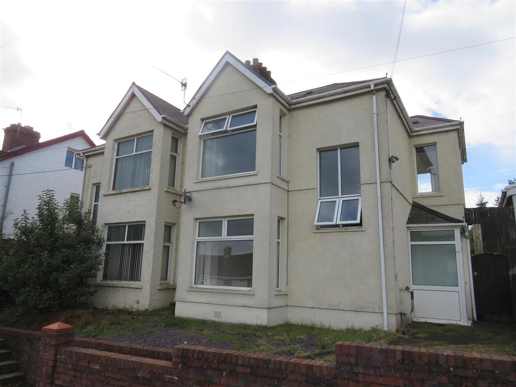 3 Bedrooms Semi Detached House for sale in Capel Road, Llanelli