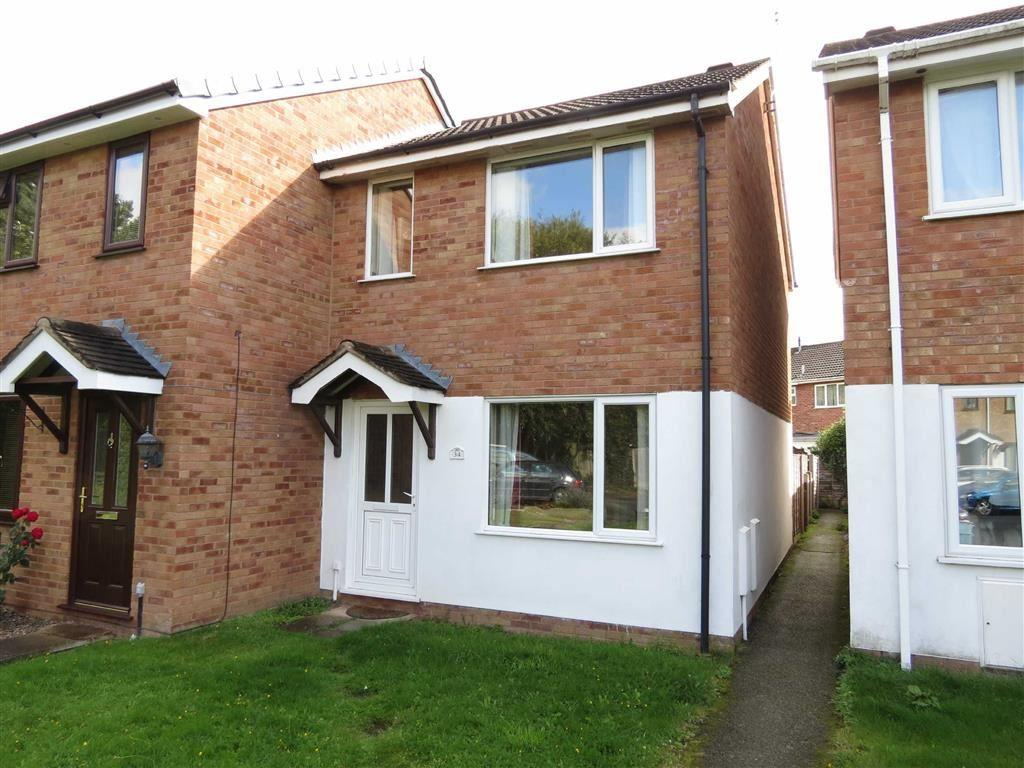 2 Bedrooms End Of Terrace House for sale in Twyfords Way, The Chilterns, Shrewsbury, Shropshire