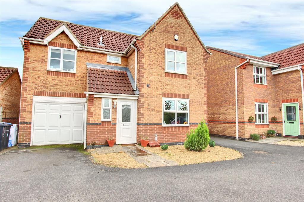 4 Bedrooms Detached House for sale in Coate Close, Hemlington