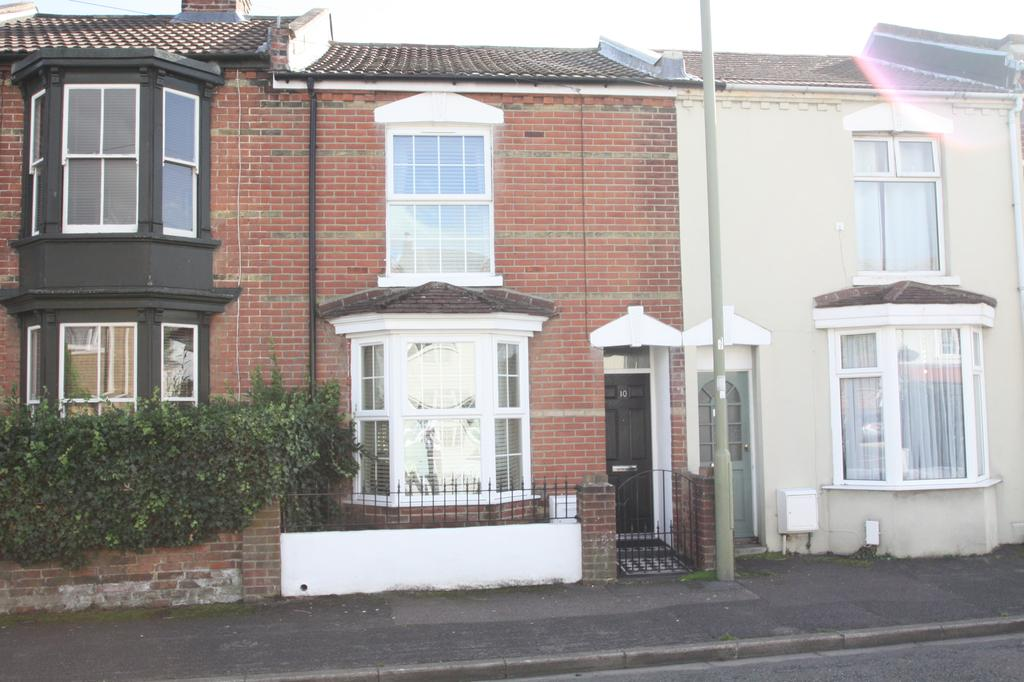 2 Bedrooms Terraced House for sale in Clayhall Road, Alverstoke, Gosport PO12