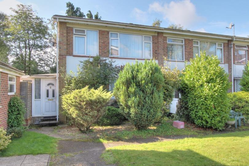 3 Bedrooms End Of Terrace House for sale in Sycamore Avenue, Hiltingbury, Chandlers Ford