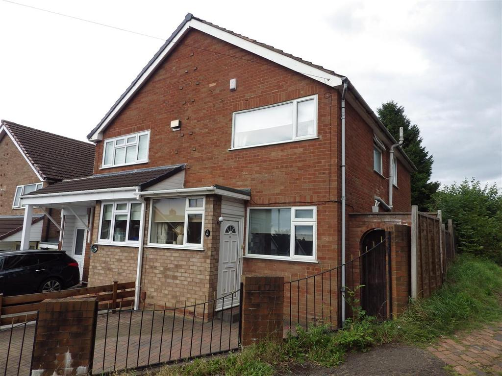 3 Bedrooms Semi Detached House for sale in Spring Street, Halesowen