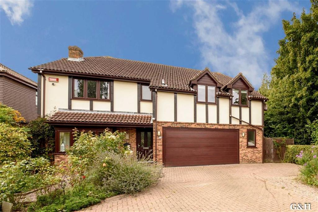 5 Bedrooms Detached House for sale in Bucksford Lane, Ashford, Kent