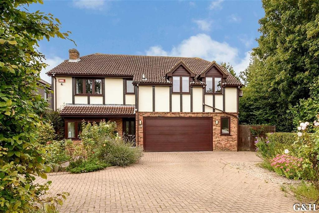 5 Bedrooms Detached House for sale in Bucksford Lane, Singleton, Ashford