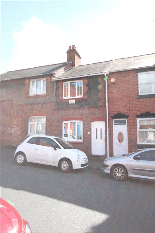 2 Bedrooms Terraced House for sale in Offmore Road, Kidderminster, DY10