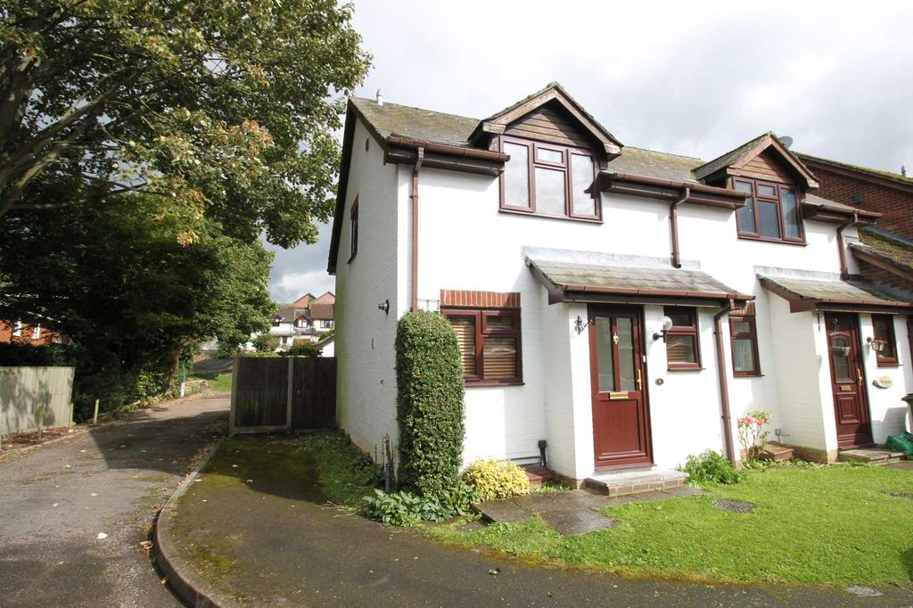 2 Bedrooms End Of Terrace House for sale in Papermakers, Overton RG25