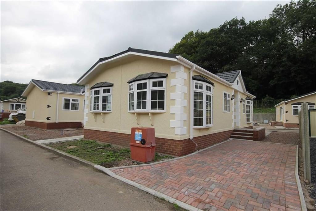 2 Bedrooms Park Home Mobile Home for sale in Woodlands Park, Quakers Yard, CF46