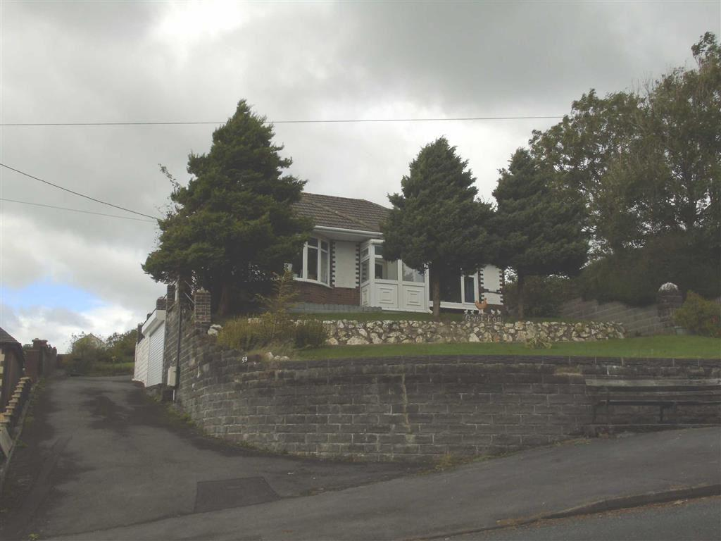 2 Bedrooms Detached Bungalow for sale in Myrtle Hill, Ponthenri, Llanelli