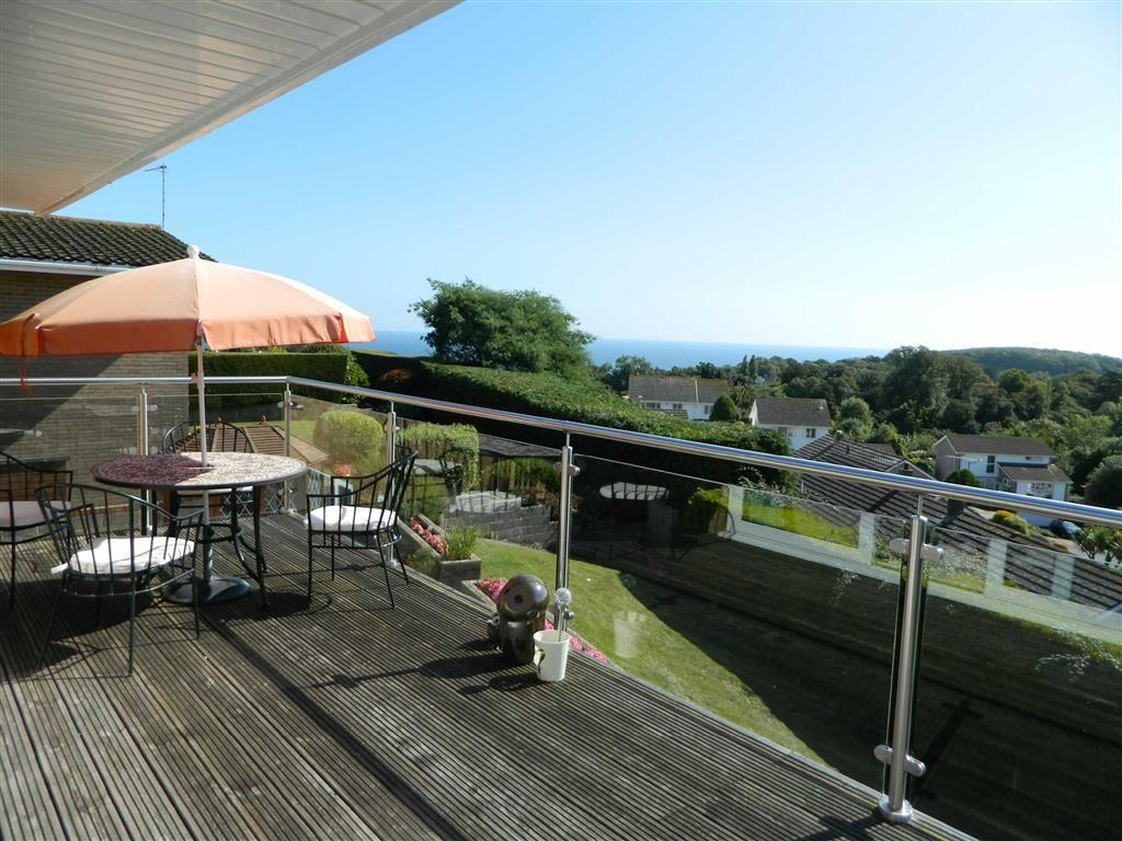 4 Bedrooms Detached House for sale in Den Brook Close, Torquay, Devon, TQ1