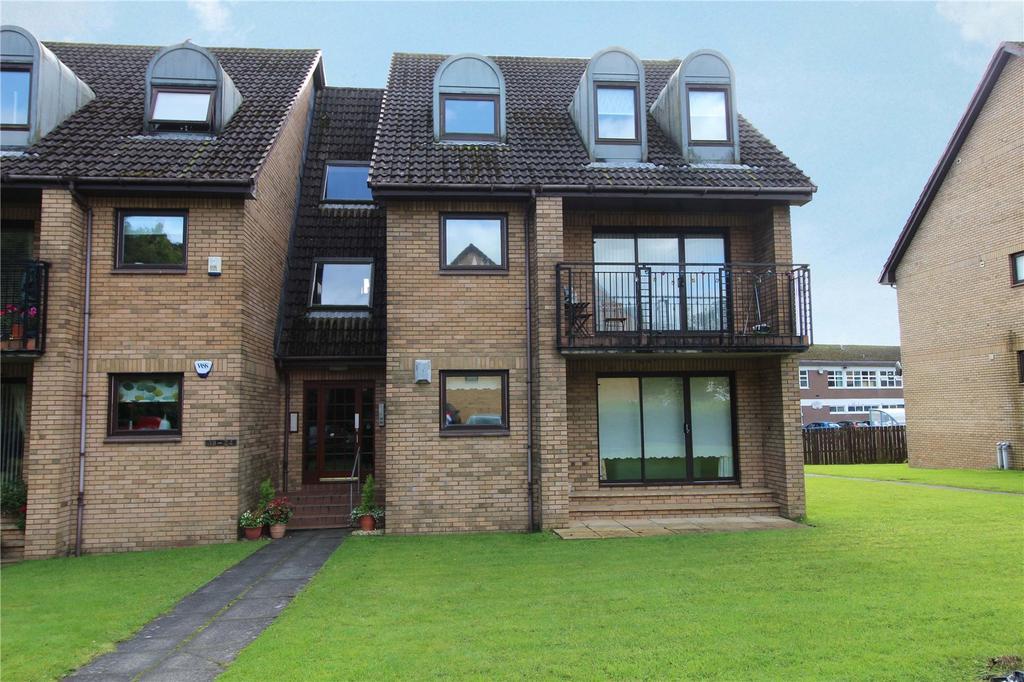 2 Bedrooms Apartment Flat for sale in Burnside Court, Bearsden