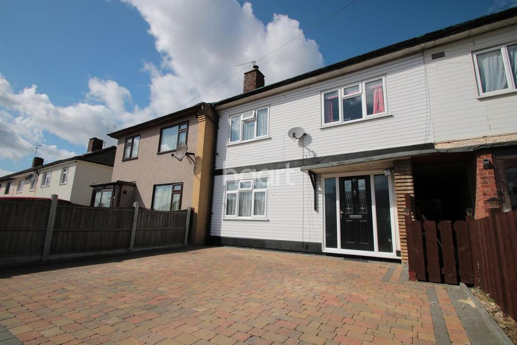 3 Bedrooms Terraced House for sale in Retford Road, RM3 9NB