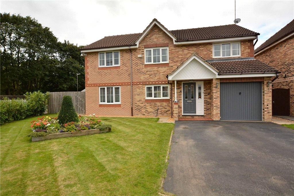 5 Bedrooms Detached House for sale in Chestnut Grove, Woodlesford, Leeds, West Yorkshire