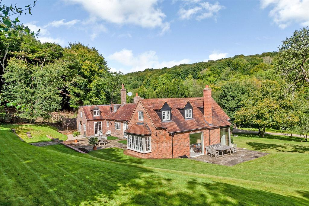 5 Bedrooms Detached House for sale in Pishill, Henley-on-Thames, Oxfordshire, RG9