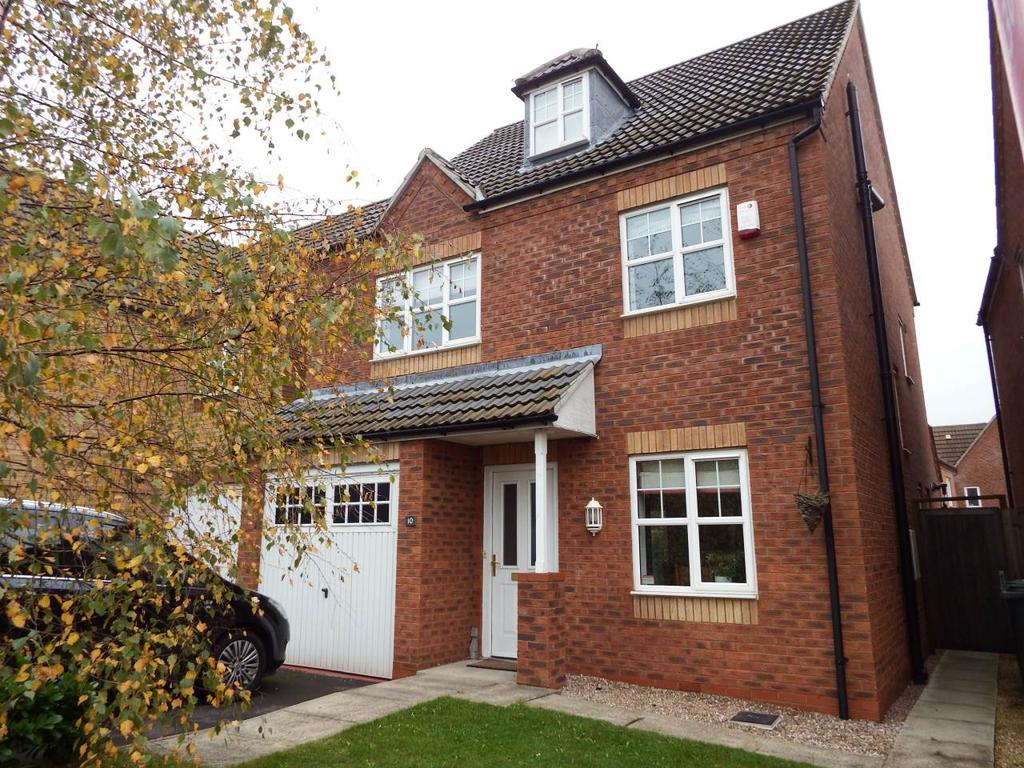 6 Bedrooms Detached House for rent in Deeley Close, Watnall, Nottingham