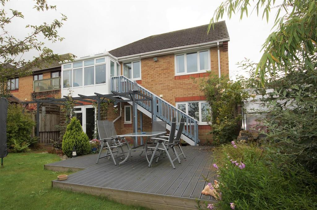 4 Bedrooms House for sale in Shamwickshire Close, Bideford