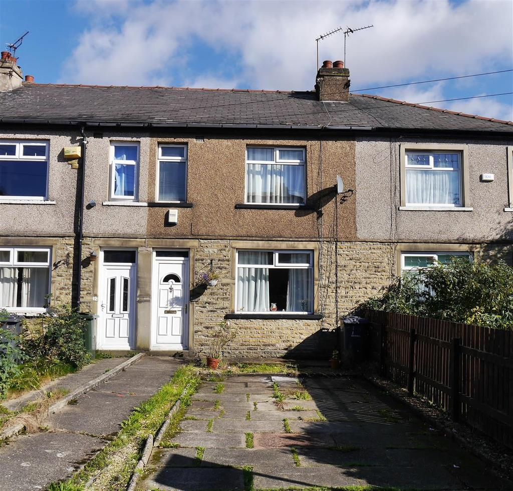 3 Bedrooms Terraced House for sale in Draughton Grove, Bankfoot,Bradford BD5 9QH