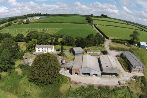 Farm for sale - Cwmbach, Whitland, Carmarthenshire