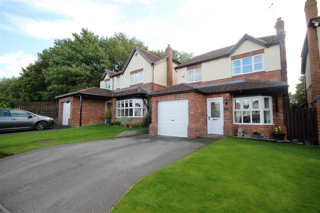 3 Bedrooms House for sale in Amble Way, Trimdon Station