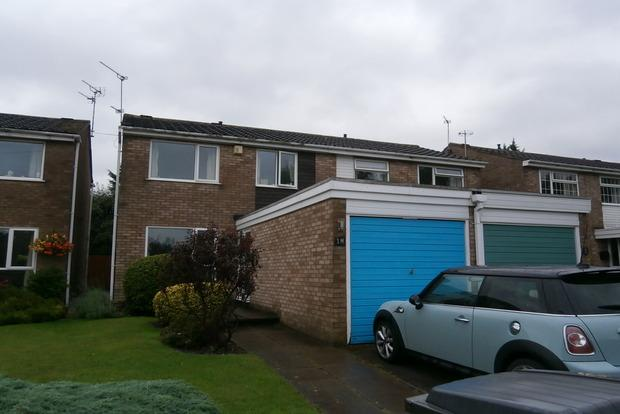 3 Bedrooms Semi Detached House for sale in Gelert Avenue, Leicester, LE5