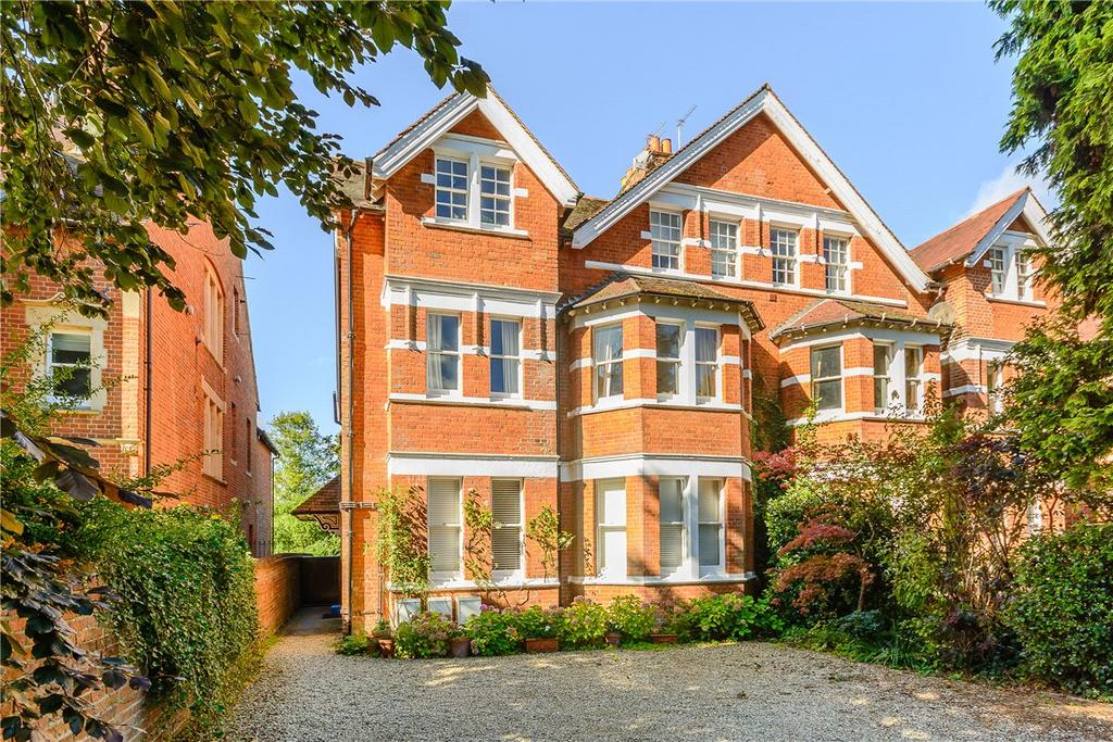 2 Bedrooms Apartment Flat for sale in Woodstock Road, Oxford, Oxfordshire, OX2